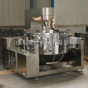 LZ-600四川熬火锅料的锅 炒火锅底料机器